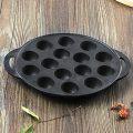 Round Takoyaki pan